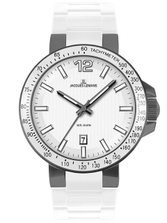Jacques Lemans Milano 1-1695G unisex hodinky 42 mm