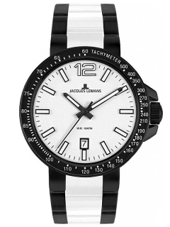 Jacques Lemans Milano 1-1711F unisex hodinky 42 mm