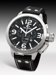 TW Steel Canteen Style Chrono Ref. TW4 - 50 mm