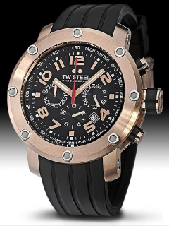 TW Steel New Tech Chrono TW130 - 45 mm