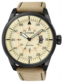 Citizen AW1365-19P Sport Eco-Drive 45 mm
