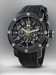 TW Steel Grandeur Tech Chrono Emerson Fittipaldi TW610 - 48 mm