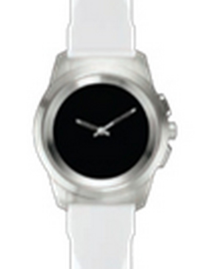 MyKronoz ZeTime Original Silver/White - 39 mm