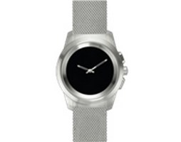 MyKronoz ZeTime Elite Brushed Silver Milan - 39 mm