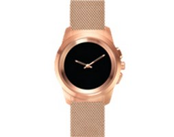 MyKronoz ZeTime Elite Brushed Pink Gold Mi - 39 mm