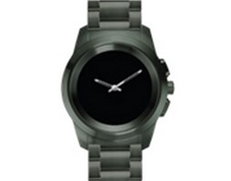 MyKronoz ZeTime Elite Black Metal - 44 mm