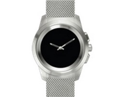 MyKronoz ZeTime Elite Brushed Silver Milan - 44 mm