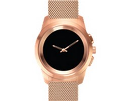 MyKronoz ZeTime Elite Brushed Pink Gold Mi - 44 mm