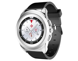 MyKronoz ZeTime Original Silver/Black - 39 mm