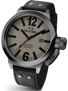 TW-Steel CEO Canteen TWCE1052 Swiss Made 50 mm